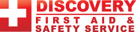 Discovery First Aid and Safety Service Logo