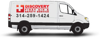 Discovery First Aid and Safety Van